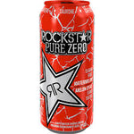 Rock Star Pure Zero Watermelon Sugar Free 473 Ml