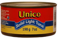 Unico Solid Light Tuna In Oil 198g