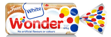 WONDER WHITE BREAD 675 G