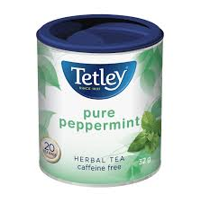 TETLEY PEPPERMINT TEA BAGS 20BAGS