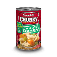 Chunky Chicken Noodle Soup 539mL