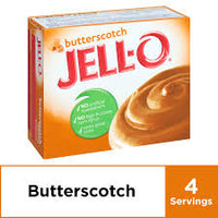 Jello Butterscotch Instant Pud 113 G