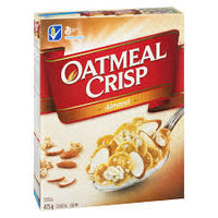Oatmeal Crisp™ Almond Cereal 475 g