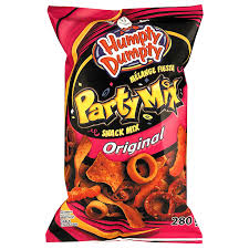 HD PARTY MIX ORIGINAL	280 G