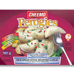Cheemo Perogies Roasted Garlic 907g