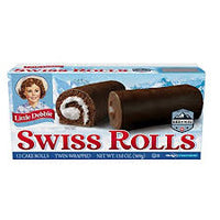 Little Debbie Swiss Cake Rolls 1 Box