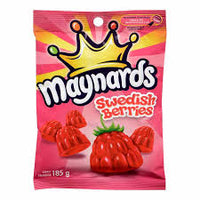 Maynards Sweedish Berries	185g