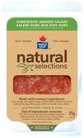 Maple Leaf Natural Selections Hardwood Smoked  Salami 175g