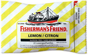 FISHERMAN'S FRIEND HONEY-LEMON 22 PK