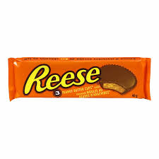 REESE PEANUT BUTTER CUPS	46 G