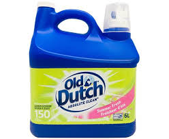 Old Dutch Laundry Summer Fresh 150 Loads 6 L