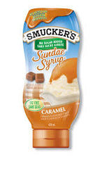 Smuckers Caramel Topping 428mL