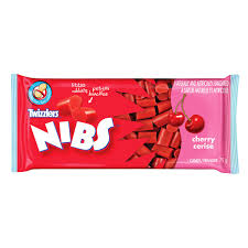 Twizzlers Nibs Cherry	200g