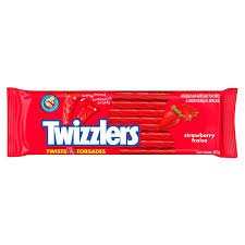 TWIZZLERS STRAWBERRY	227 G