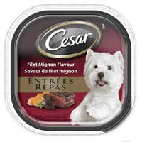 Cesar Dog Food, Filet Mignon 100g