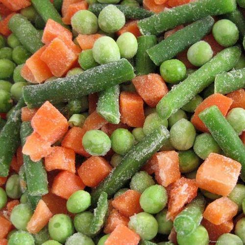 M-R Frozen Mixed Vegetables	1 Kg.
