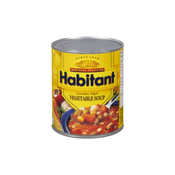 Habitant Garden Style Vegetable Soup 794mL