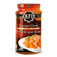 Korean Foods Coconut Curry 375ml