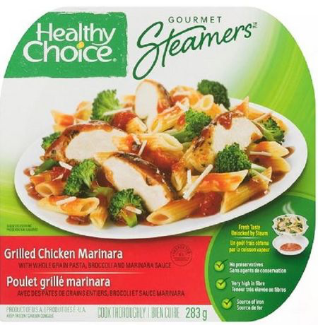 Healthy Choice Gourmet Steamers Healthy Choice® Grilled Chicken Marinara Frozen Dinner 284 g