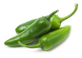 JALAPENO PEPPERS  200G PKG