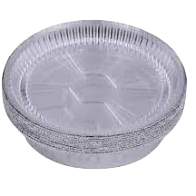 No Name 9 Inch Aluminum  Pans 3 Pack 150 G