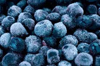M-R Frozen Blueberries	1 Kg