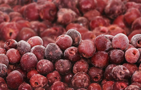 M-R RED SOUR CHERRIES	1 KG.