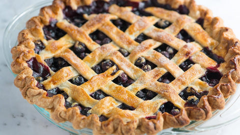 BLUEBERRY PIE 8 INCH 680 G