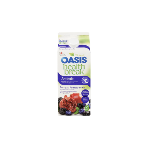 OASIS SMOOTHIE BERRY/POMGRANATE 1.75 L