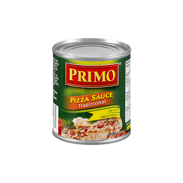Primo Pizza Sauce 213mL