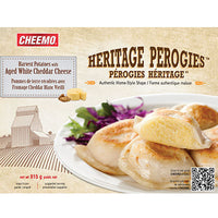 Cheemo Harvest Perogies with Aged Cheese 815g