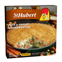 St. Hubert Chicken Pot Pie 800 G