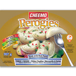 Cheemo Perogies Three Cheese 907g