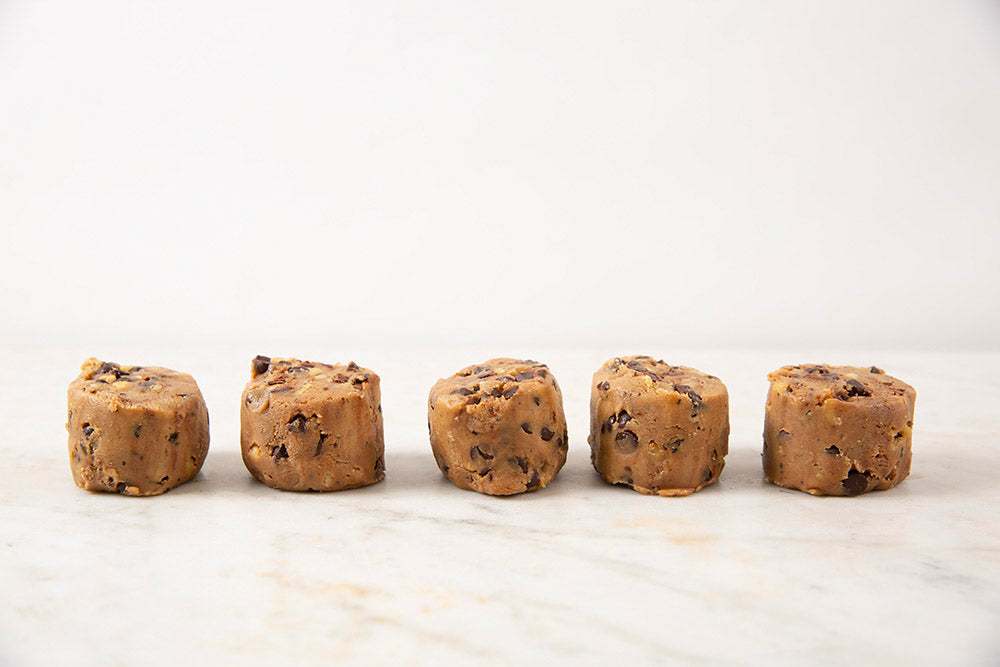 Bake-at-Home Chocolate Chip Cookie Dough