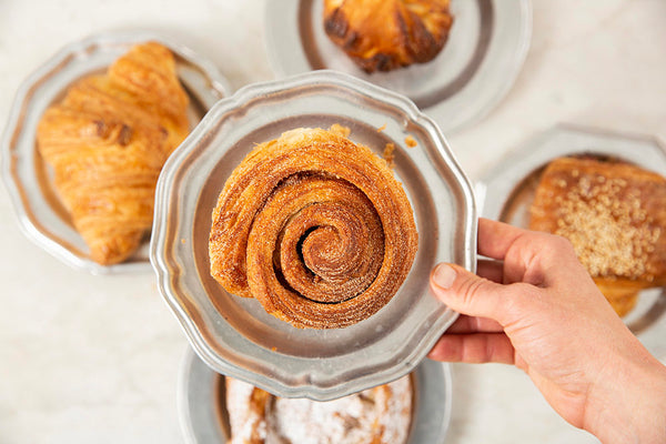 Pick Up A Dozen Cinnamon Brioche