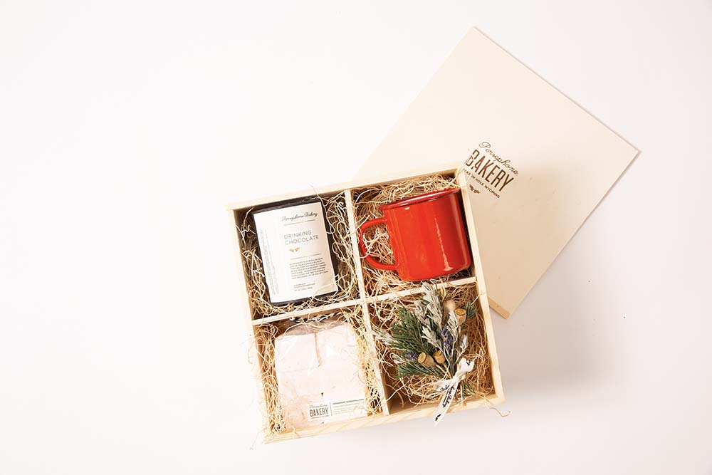 Winter Warmer Gift Box