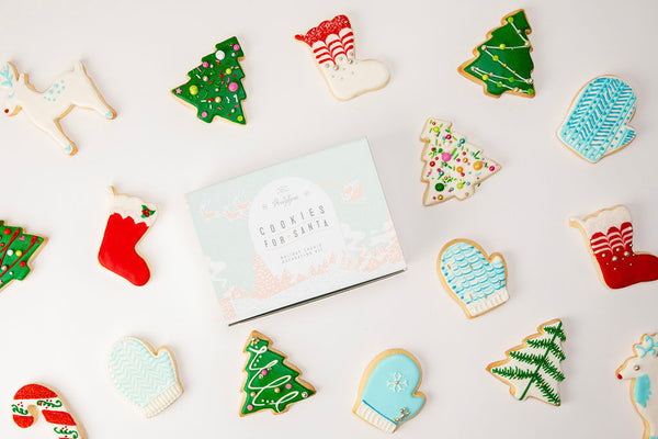 Cookies for Santa <br> Cookie Decoration Kit