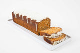Coconut Carrot Bread