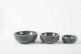 Hawkins Mara Serving Bowls, Green