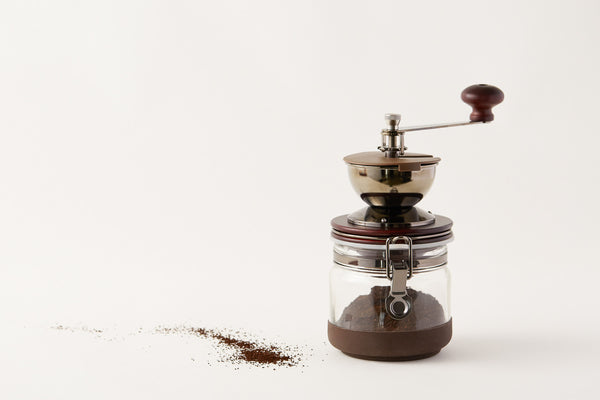 Hario Ceramic Coffee Burr Grinder