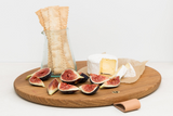 Round Cooper Bread Board by Jacob May
