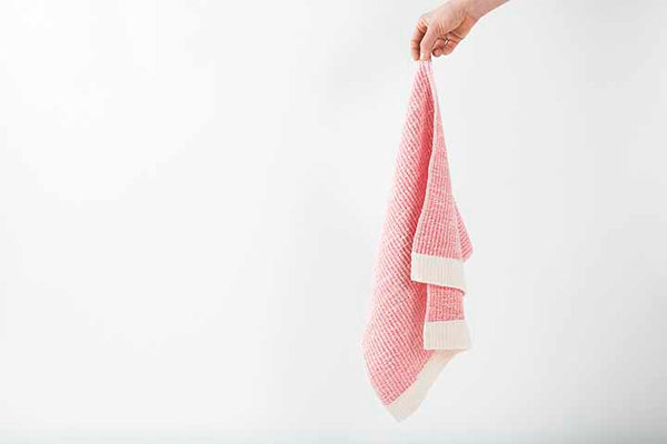 Japanese Cotton Towel Red