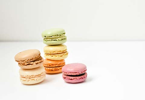 French Macarons GF