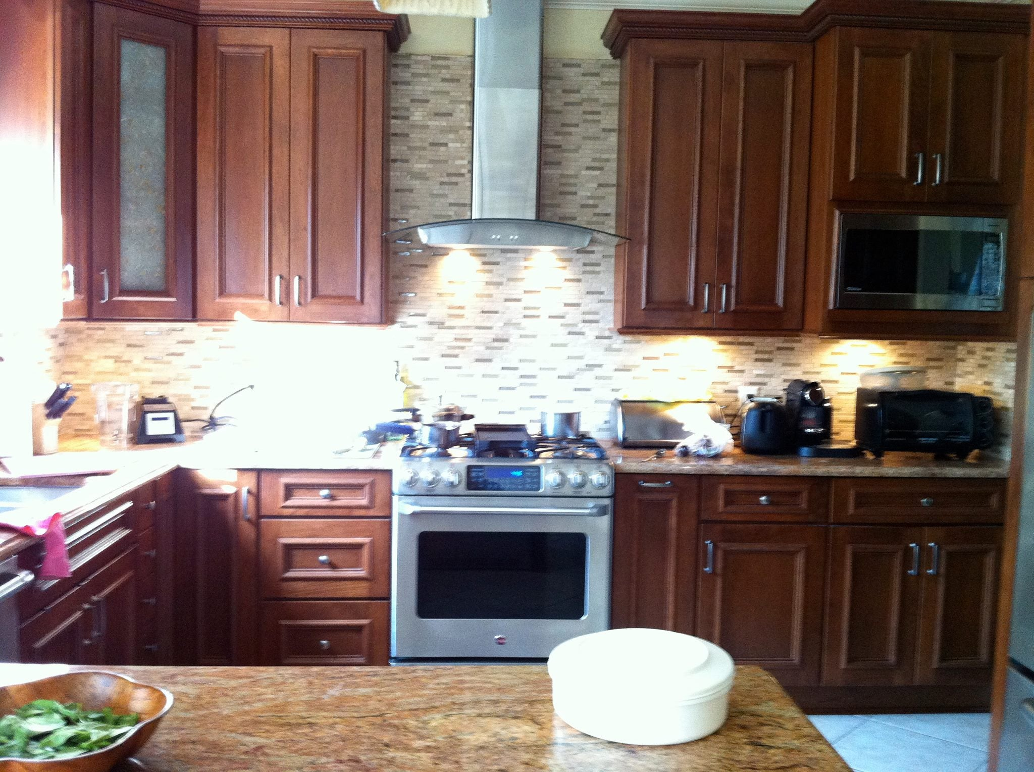 ESSEX HOLIDAY KITCHENS PATEL RESIDENCE NJ - Flex Cabinets