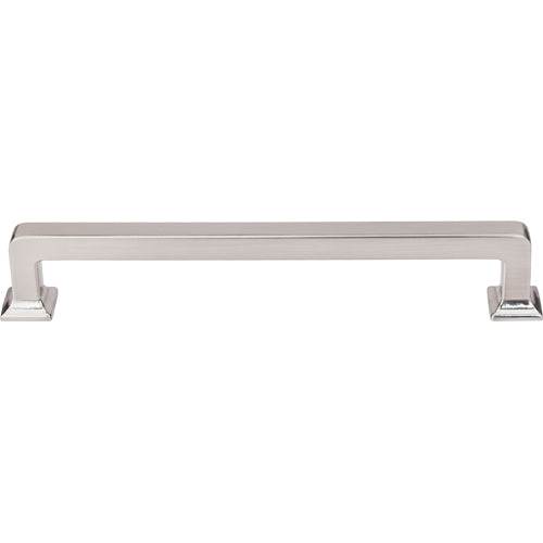 Ascendra Pull 6 5/16in. (cc)  Brushed Satin Nickel