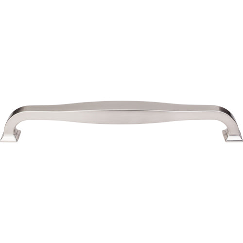 Contour Appliance Pull 12in. (cc)  Brushed Satin Nickel
