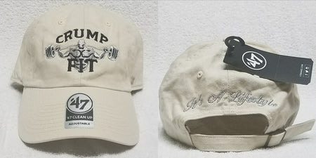 CRUMP FIT Cap - Tan