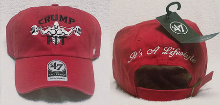 CRUMP FIT Cap - Red