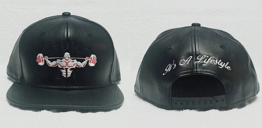 CRUMP FIT Exclusive MIAMI HEAT Snapback - Black