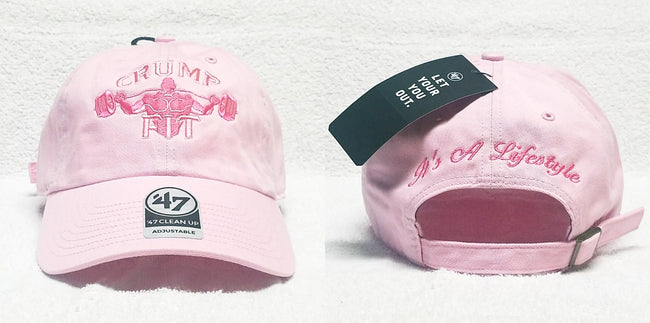 CRUMP FIT Cap - Pink